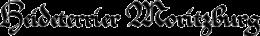 Heideterrier Moritzburg Logo